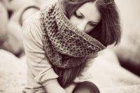 欧美孤寂美女唯美图片