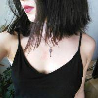红唇佳人*性感火辣口红女生微信头像