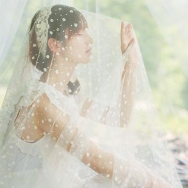 唯美气质qq女生婚纱头像图片欣赏