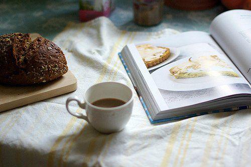 美好的下午茶时光唯美摄影图片